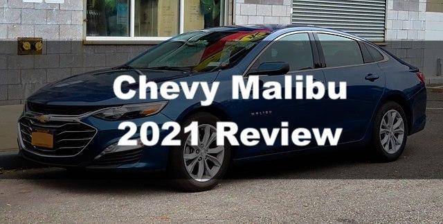 Chevy Malibu 2021 Review
